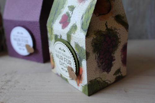 Leckereien-Box, Bild2, gebastelt mit Produkten von Stampin\' Up!