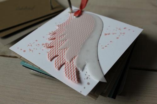 Minialbum Teamtreffen, Bild4, gebastelt mit Produkten von Stampin\' Up!