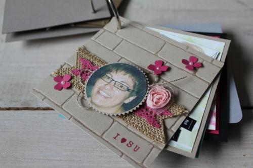 Minialbum Teamtreffen, Bild6, gebastelt mit Produkten von Stampin\' Up!