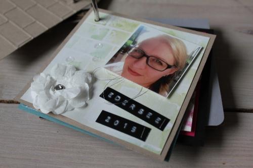 Minialbum Teamtreffen, Bild7, gebastelt mit Produkten von Stampin\' Up!