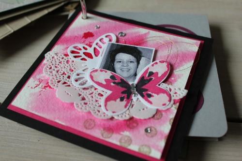 Minialbum Teamtreffen, Bild15, gebastelt mit Produkten von Stampin\' Up!