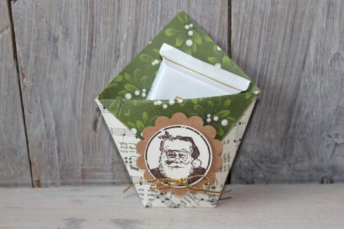 Tütchen ohne Kleben, Bild1, gebastelt mit Produkten von Stampin\' Up!