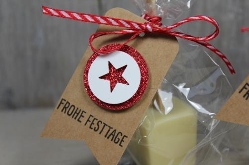 Trinkschokolade am Stil verpackt, Bild2, gebastelt mit Produkten von Stampin\' Up!