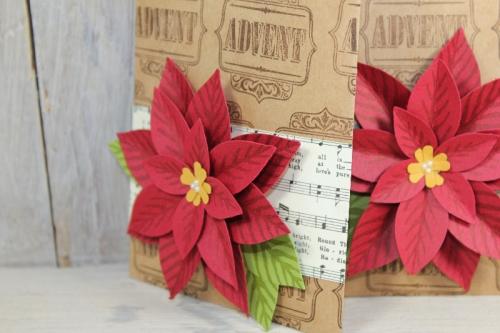 Geschenktüten mit Weihnachtsstern, Bild3, gebastelt mit Produkten von Stampin\' Up!