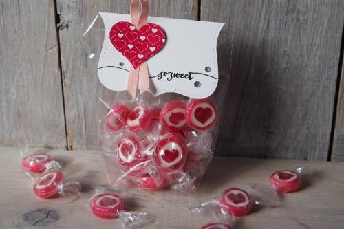 Valentinstagskarte+Verpackung, Bild2, gebastelt mit Produkten von Stampin\' Up!