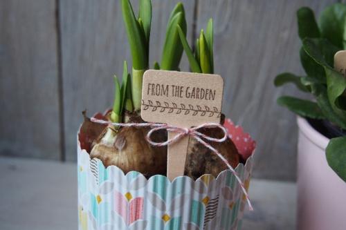 Blumenstecker/Aus meinem Garten, Bild5, gebastelt mit Produkten von Stampin\' Up!