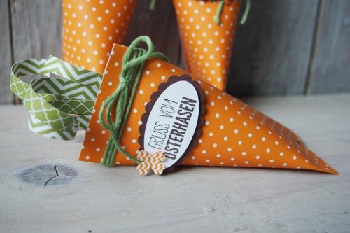Sour Creme Verpackung Karotte, Bild2, gebastelt mit Produkten von Stampin\' Up!