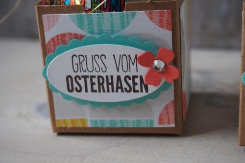 Ostereierverpackung, Bild3, gebastelt mit Produkten von Stampin\' Up!