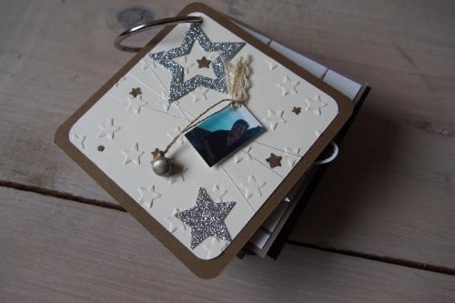 Minialbum Teamtreffen, Bild16, gebastelt mit Produkten von Stampin\' Up!