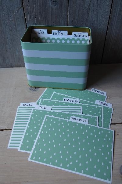 Kartenset Grußelemente, Bild3, gebastelt mit Produkten von Stampin\' Up!