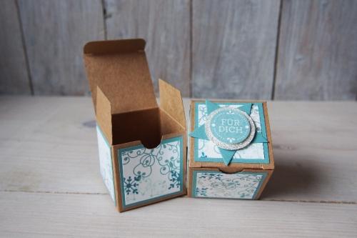 Freitagsvideo-Fertige Verpackungen, Bild4, gebastelt mit Produkten von Stampin\' Up!