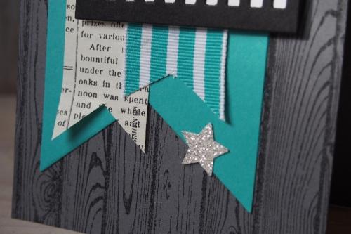 Mustachekarte, Bild3, gebastelt mit Produkten von Stampin\' Up!.