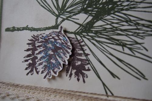 Klassische Weihnacht, Bild 2, gebastelt mit Produkten von Stampin\' Up!.