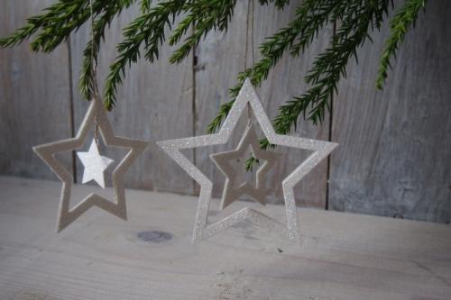 Weihnachtsbaumanhänger, Bild1, gebastelt mit Produkten von Stampin\' Up!