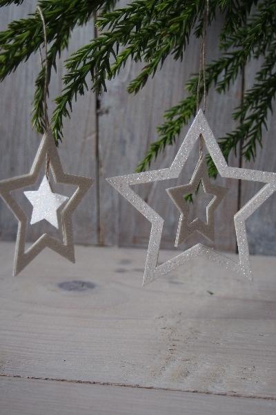 Weihnachtsbaumanhänger, Bild2, gebastelt mit Produkten von Stampin\' Up!