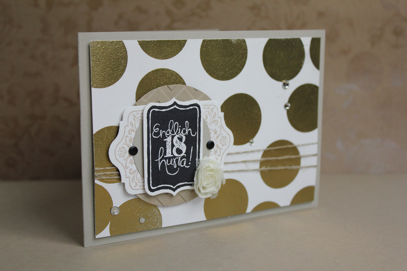 geburtstagskarte archives seite 3 von 5 stempel doch. Black Bedroom Furniture Sets. Home Design Ideas