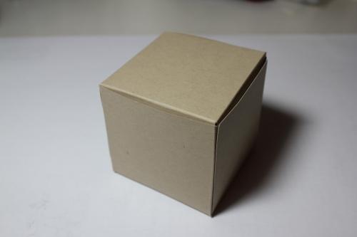 Bastelanleitung für eine Papierbox, Bild11, gebastelt mit Produkten, Stempeln und Stanzen von Stampin\' Up!