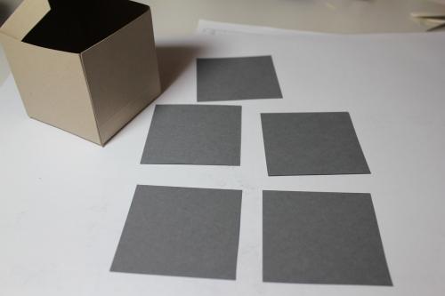 Bastelanleitung für eine Papierbox, Bild12, gebastelt mit Produkten, Stempeln und Stanzen von Stampin\' Up!