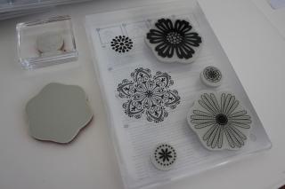clear stamps montieren, gebastelt mit Produkten, Stempeln und Stanzen von Stampin\' Up!