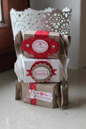Knallbonbons mit dem Stempelset Meinem Valentinsschatz und simply sent kartenset, Bild1, gebastelt mit Produkten, Stempeln und Stanzen von Stampin\' Up!