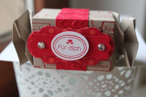 Knallbonbons mit dem Stempelset Meinem Valentinsschatz und simply sent kartenset, Bild2, gebastelt mit Produkten, Stempeln und Stanzen von Stampin\' Up!