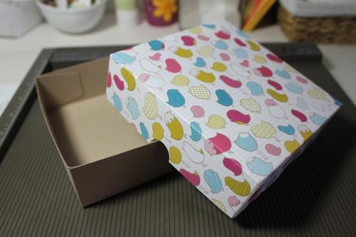 Anleitung für Box/Verpackung 8