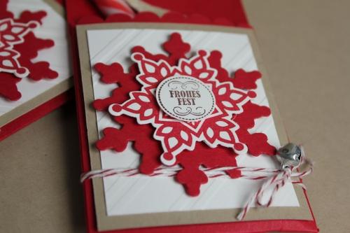 Zuckerstangenverpackung, Bild3, gebastelt mit Produkten von Stampin\' Up!