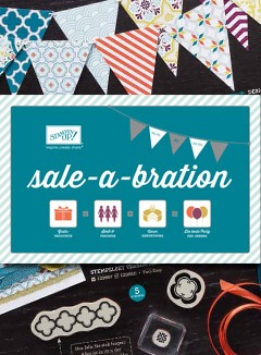 Aktion: Sale-A-Bration 2013 von Stampin' Up!