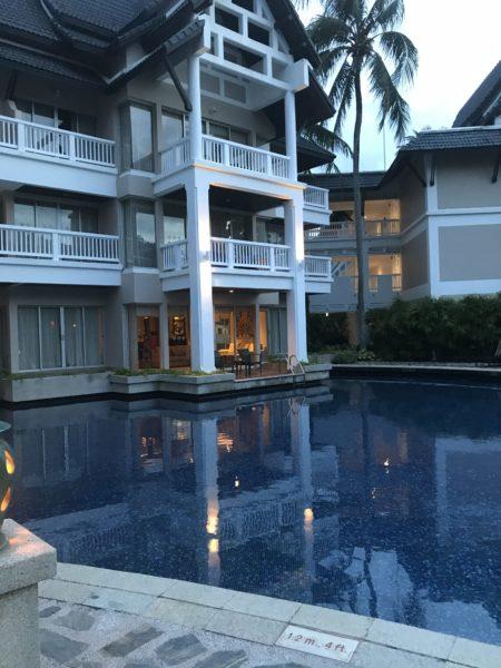 Pool Angsana